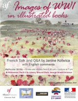 Janine Kotwica - Images of WW1 in illustrated books