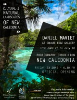 Photography exhibition - New Caledonia