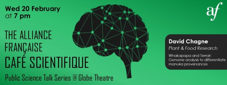 Café Scientifique February - Public Science Talk Series