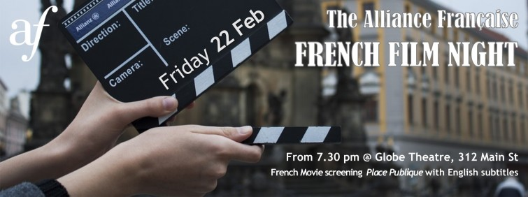 French Film Night- Place Publique