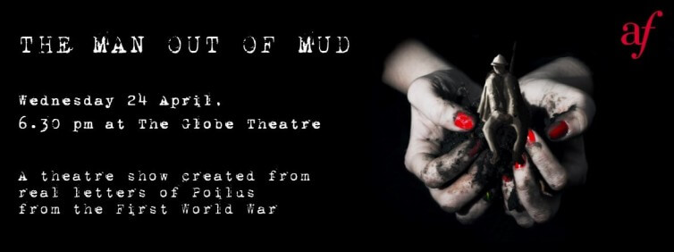 The Man Out of Mud - Theatre Show