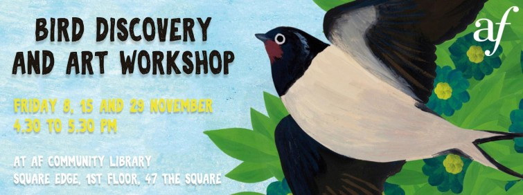 Bird Discovery and Drawing Workshop