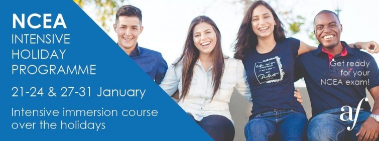 NCEA Preparation Workshop - January 2020