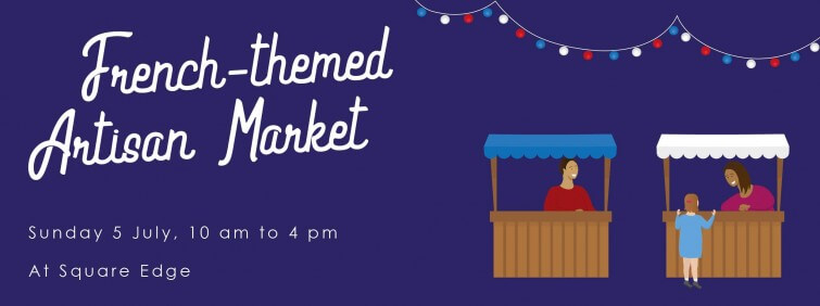 French-themed Artisan Market
