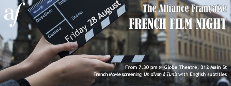 French Film Night August - Un divan à Tunis