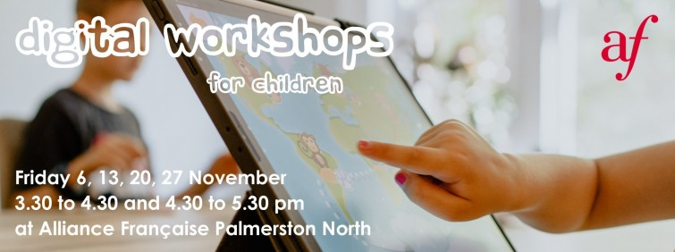 Digital Workshops for Children