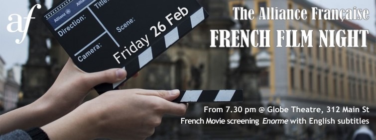 French Film Night- Enorme